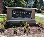Manning Gardens, Manning High School, Manning, SC