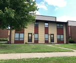 Cedar Point Apartments, Historic West Side, Springfield, IL