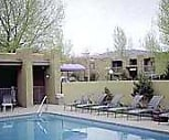 Pool side, The Reserve At Santa Fe