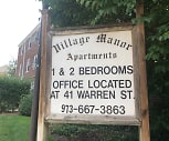 Village Manor Apartments, 07110, NJ