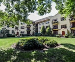 Sevilla Court, Cynwyd Elementary School, Bala Cynwyd, PA