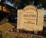 Stone Manor, Ortiz Middle School, Houston, TX
