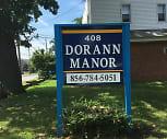 Dorann Manor, 08093, NJ