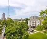 Town Square Apartments, East Village, Des Moines, IA