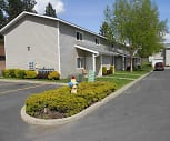 Northwoods Apartments, Post Falls Middle School, Post Falls, ID