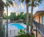 Pool, Excel Courtyard Apartments