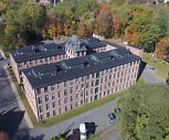 Building, The Mill at Saugerties