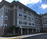 Catholic Charities Senior Housing, Edmondson Heights Elementary School, Baltimore, MD