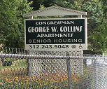 Congressman George Collins Apartments, Lower West Side, Chicago, IL