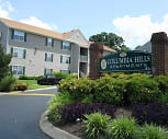 Columbia Hills Apartments, Columbia State Community College, TN