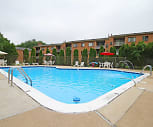 Pool, Tunbridge Apartments