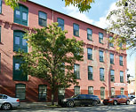 Building, Elm View/Silk Mill Apartments
