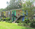 The Rose Garden Apartments, ER Dickson Elementary School, Mobile, AL