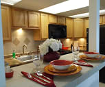 2 Bedroom Kitchen, Eagles Point Townhomes