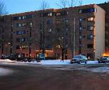 Building, Alverna Apartments