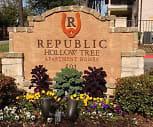 Republic Hollow Tree, Salyers Elementary School, Spring, TX