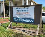 Midway Court Retirement Apts, Saint Petersburg, FL
