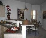 Kitchen/Dining Area-large two bdrm and three bdr, The Polo Club