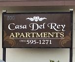 Casa Del Rey Apartments, Falfurrias, TX