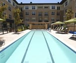 Pool, The Plaza Luxury Apartments: Foster City