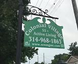 Colonial Village, Steger Sixth Grade Center, Saint Louis, MO