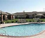 Pool, Louetta Village