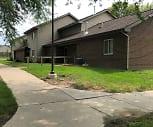 Maple Village Apartments, Adrian College, MI