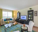 Living Room, 5401 Chimney Rock