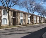 Sheldon Park Apartments, West Middle School, Plymouth, MI