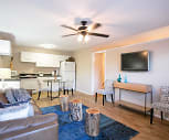 Sixth Street West Apartments, Arise Austin Medical Center, Austin, TX