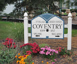 Community Signage, Coventry Apartments