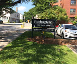 Fitchburg Green, Fitchburg State University, MA