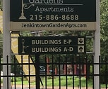 Jenkintown Gardens, Willow Grove, PA
