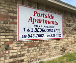 Portside Apartments, Rivera Early College High School, Brownsville, TX