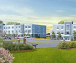 Brookside Terrace Apartments, Archie R Cole Middle School, East Greenwich, RI
