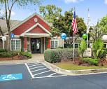 Laurel Hills Preserve, Sawyer Road Elementary School, Marietta, GA