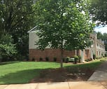 Colonial Village Apartments, Elizabeth Duncan Koontz Elementary School, Salisbury, NC