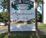 Belle Tower Apts, Hamilton, OH