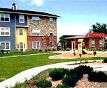 Playground, Hughes Station Apartments