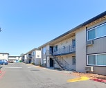 Apartment Lane, Central Sacramento, Sacramento, CA