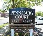 Pennsbury Court, Levittown, PA