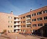 Carl Mackley Apartments, Frankford High School, Philadelphia, PA