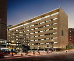Building, Press House Apartments