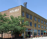 Hotel Roxy Lofts, West Midtown Atlanta, GA