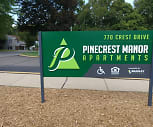 Pinecrest Manor Apartments, 46947, IN