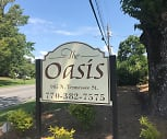 The Oasis Apartments, Cartersville Middle School, Cartersville, GA