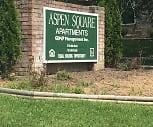 Aspen Square Apartments, Claypool Hill, VA