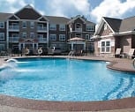 Pool, Clifton Heights Apartments