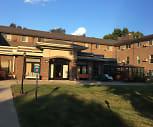 Canterbury Court, West Carrollton Middle School, West Carrollton, OH