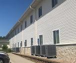 Trinity Courtyard, Papillion Junior High School, Papillion, NE